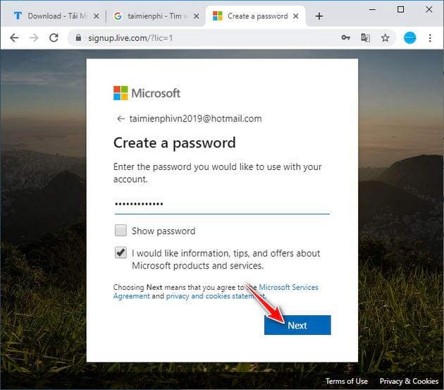 how to create an onedrive account 4