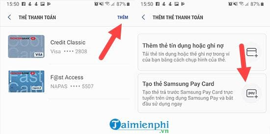 How to register Samsung Pay on Galaxy Note 9 3