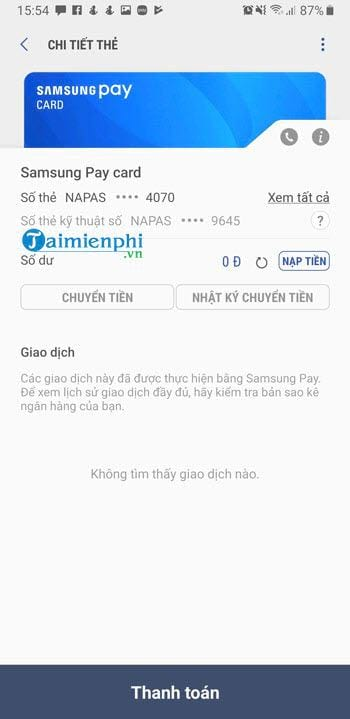 How to register Samsung Pay on Galaxy Note 9 7