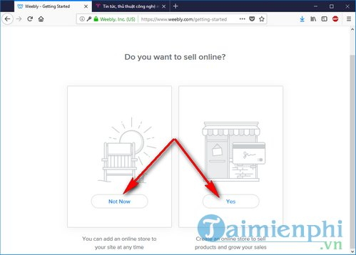 how to register weebly 5