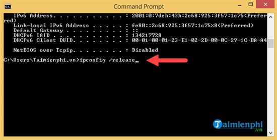 How to change the IP address for Windows 8 1 12