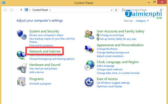 How to change the IP address for Windows 8 1 4