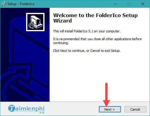 how to change folder interface with folderico 2