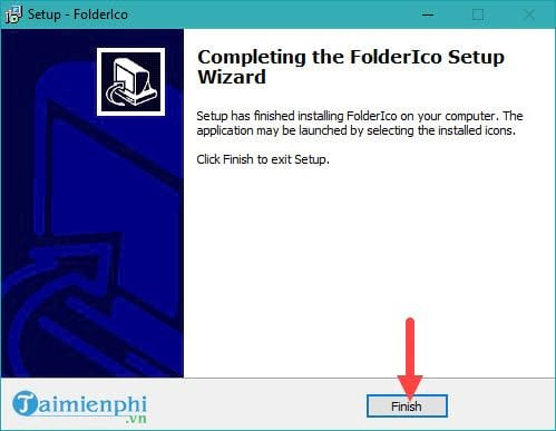 how to change folder interface with folderico 5