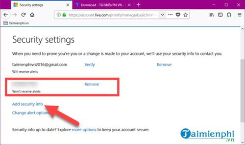 how to change phone number in microsoft 10