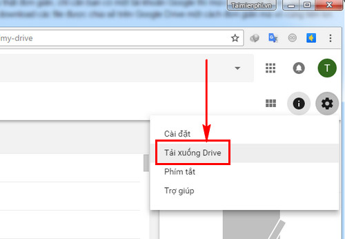 How to download folders and shared files on Google Drive 2