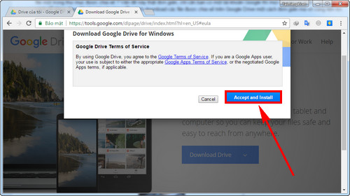 How to download folders and shared files on Google Drive 4