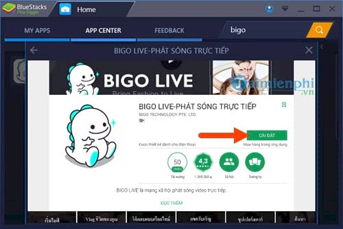 how to use bigo live on pc laptop with bluestacks 4