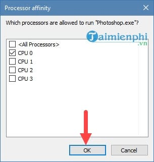 How to use a cpu using the 6