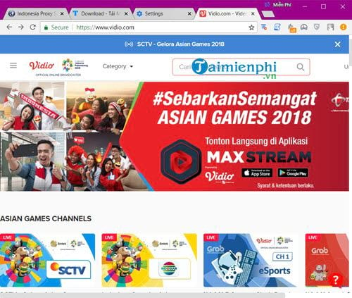 how to fake ip indonesia on coc coc chrome chrome to watch asian games 9
