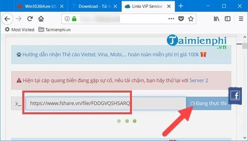 how to get link fshare 4share tenlua tailieu toc because of high 4