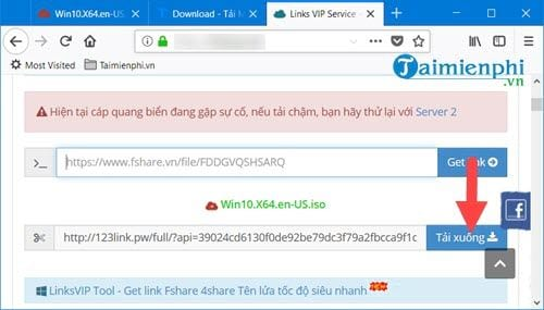 how to get link fshare 4share tenlua tailieu toc because of high 5