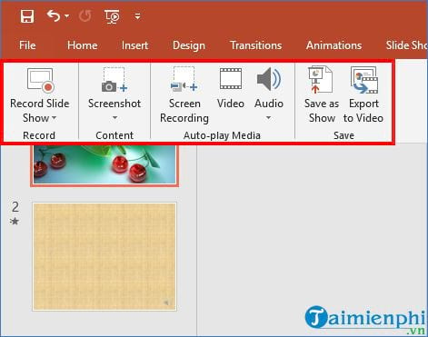 how to record powerpoint program 4
