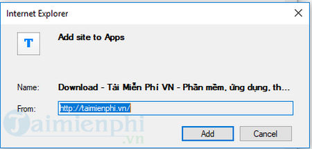 how to pin a website to the taskbar pin 9