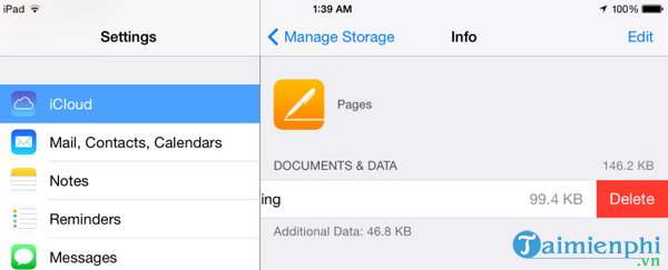 how to style the style in icloud 7