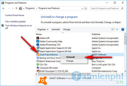 how to remove avast free antivirus from computer 3
