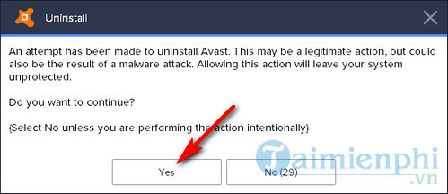 how to remove avast free antivirus from computer 5