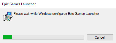 how to install epic games launcher 5