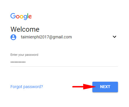 How to send mail on Gmail
