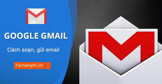 Compose an email with Google Gmail