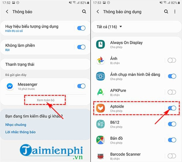 how to display on screen samsung 3