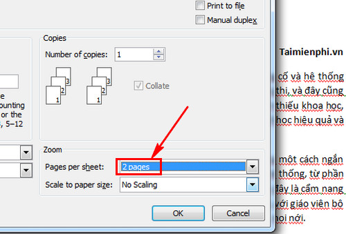 how to print a4 bar 2 to a5 in word excel 3