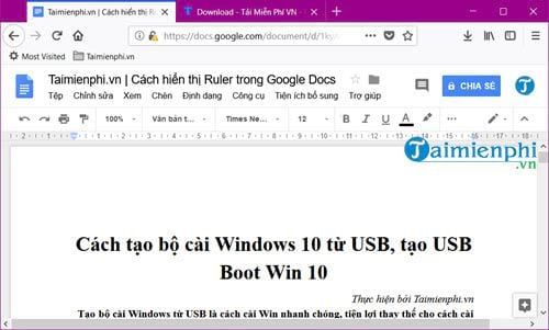 how to print in google docs 2