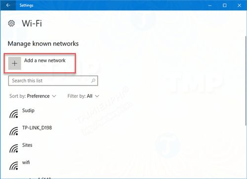 how to connect to wifi security in windows 10 3
