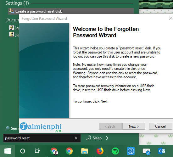 how to find the admin password that is logged in to windows 3