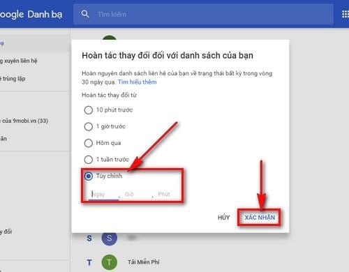 how to recover data stored in gmail on computer and android phone 3