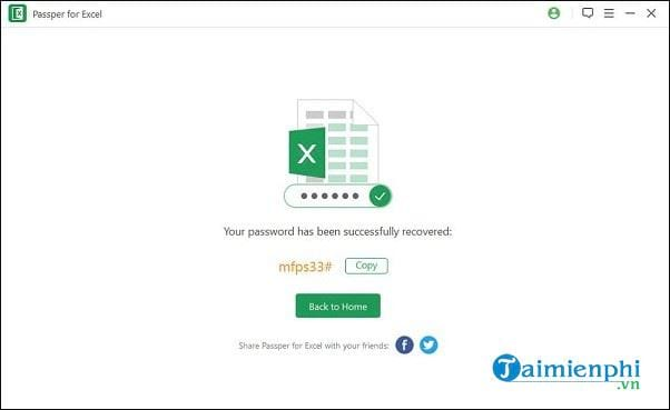 how to remove excel password with password 4
