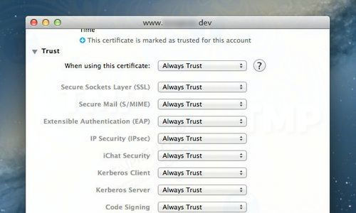 how to enable ssl for localhost with mamp 6
