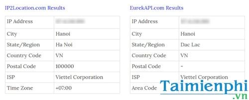 how to check ip of which country to use 3