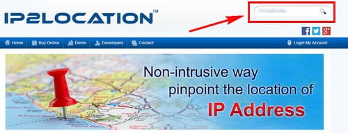 how to check ip of which country to use 4