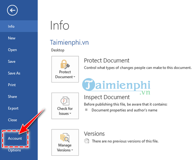 how to check microsoft office 2013 was duly authorized or not 3