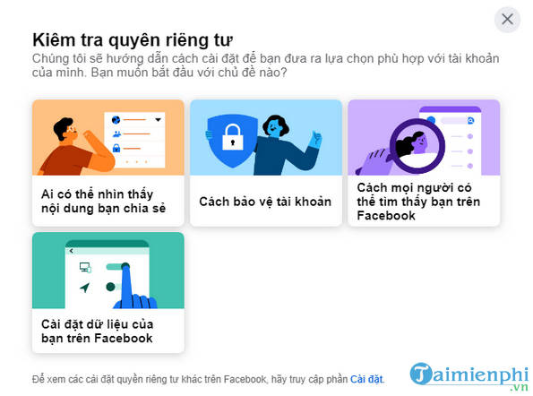how to check private privacy on facebook 3