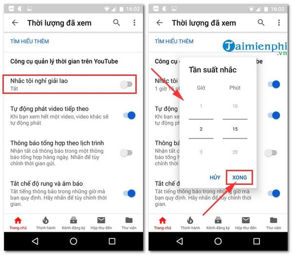 how to check and watch youtube 4