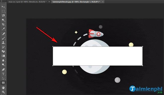 how to clean in Photoshop 3