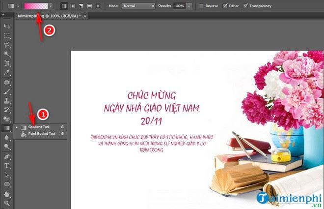 how to make happy birthday with photoshop 7