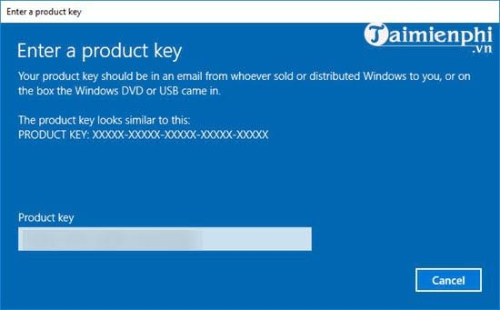 how to reinstall the key and re-activate the original windows 9