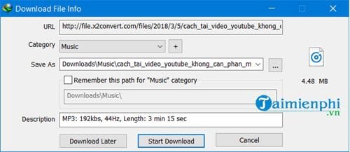 how to link mp3 from youtube 5