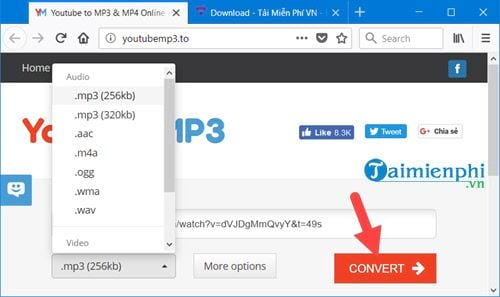 how to link mp3 from youtube 8