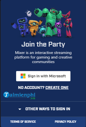how to live streaming on mixer 4