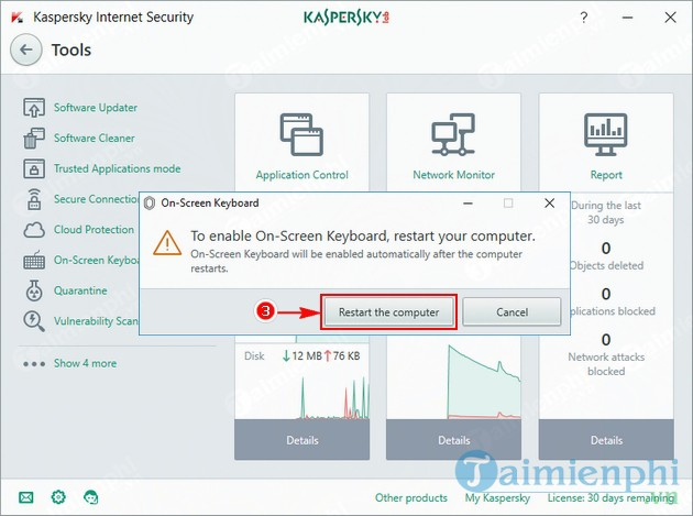 how to download kaspersky internet security movie 4