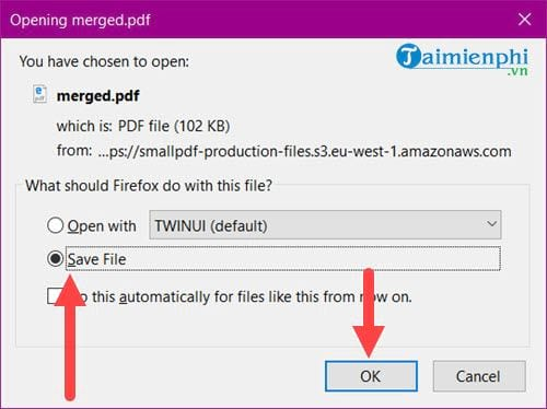 how to say pdf from multiple files 1 file 16