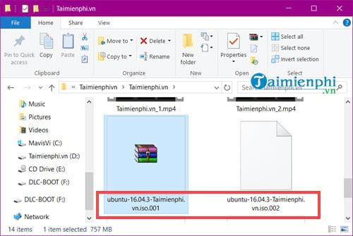 How to download rar file 001 on your computer 6