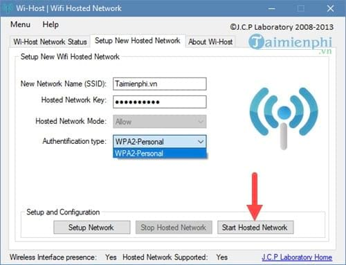 how to enable wifi on your computer with wi host 5