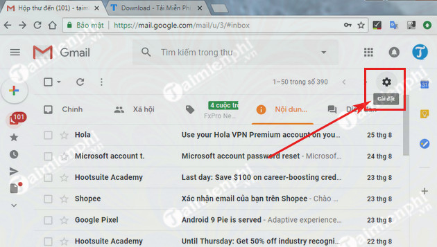 how to return to the old gmail interface 2