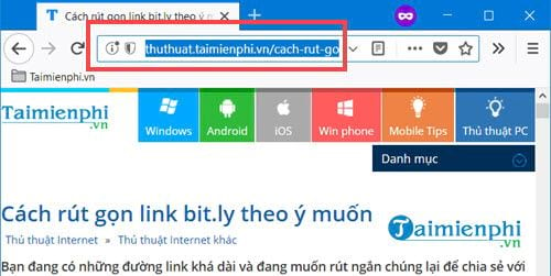 how to remove the link bit bit and ow ly 2