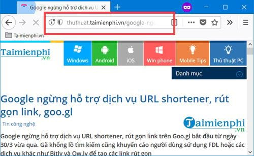How to remove the link state bit ly and ow ly 15